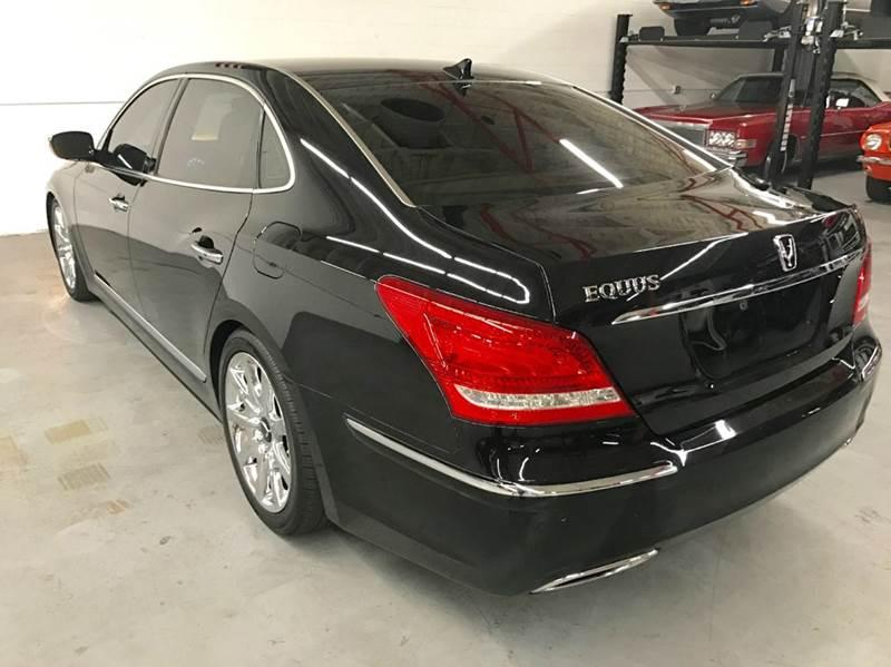 2012 Hyundai Equus Signature 4dr Sedan - San Diego CA