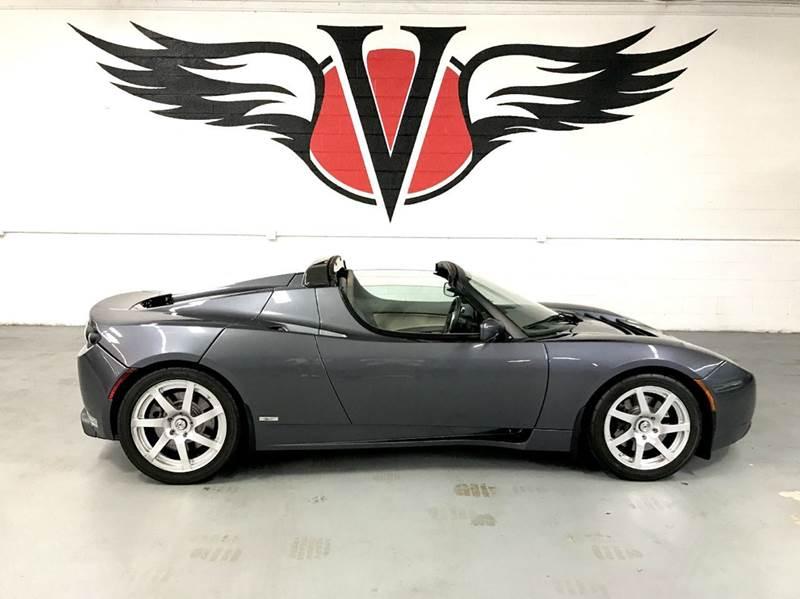 2010 Tesla Roadster Sport 2dr Convertible - San Diego CA