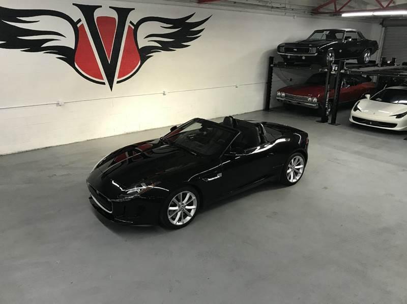 2014 Jaguar F-TYPE S 2dr Convertible - San Diego CA