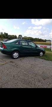 2001 Ford Focus for sale in Sturgis, MI