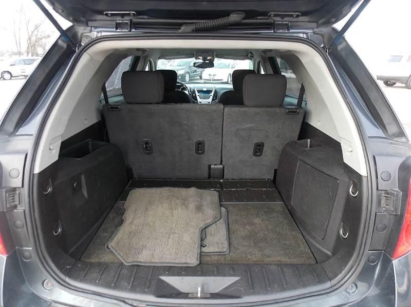 2010 Chevrolet Equinox LT AWD 4dr SUV w/1LT - Otsego MI