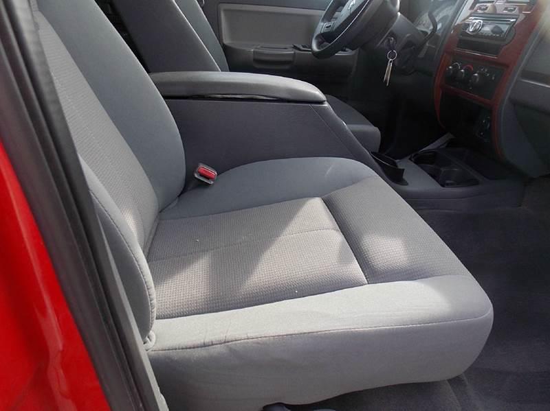 2005 Dodge Dakota 4dr Quad Cab SLT 4WD SB - Otsego MI