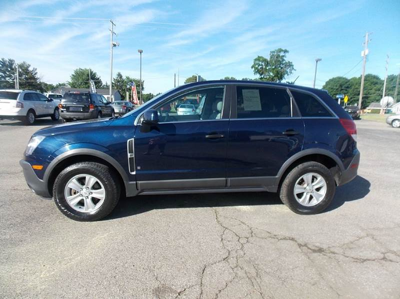 2009 saturn vue xe 4dr suv in otsego mi coop 39 s. Black Bedroom Furniture Sets. Home Design Ideas