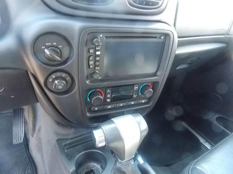 2008 Chevrolet TrailBlazer 4x4 LT2 4dr SUV - Otsego MI
