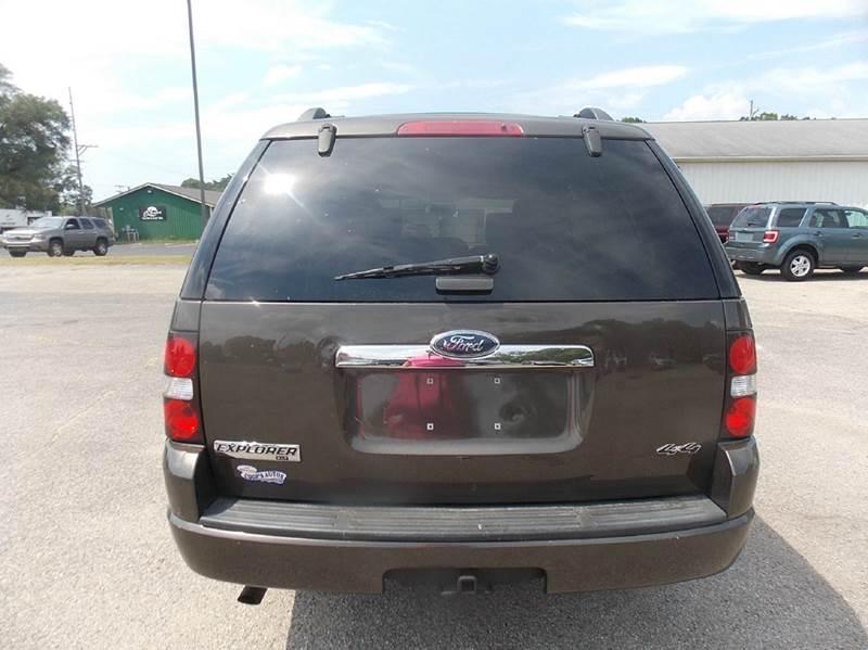 2008 Ford Explorer 4x4 XLT 4dr SUV (V6) - Otsego MI