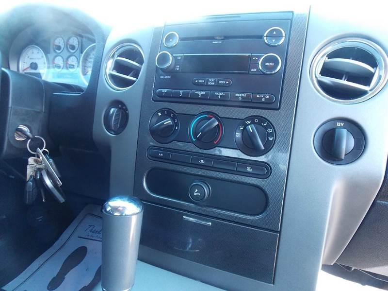 2008 Ford F-150 4x4 FX4 4dr SuperCrew Styleside 5.5 ft. SB - Otsego MI