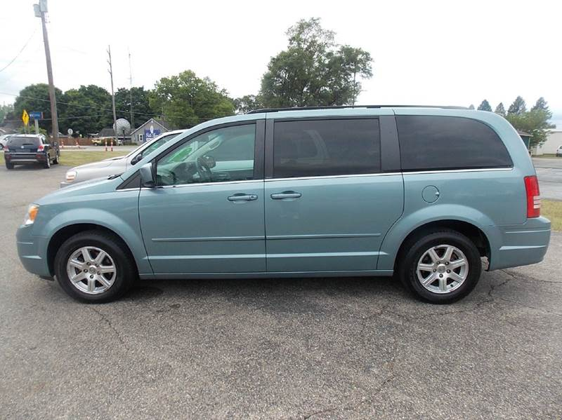 2008 chrysler town and country touring 4dr mini van in otsego mi coop 39 s affordable autos llc. Black Bedroom Furniture Sets. Home Design Ideas