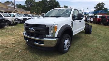 2017 Ford F-450 Super Duty for sale in Frankston, TX