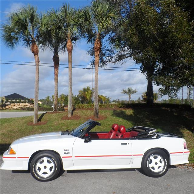 Used 1988 Ford Mustang For Sale