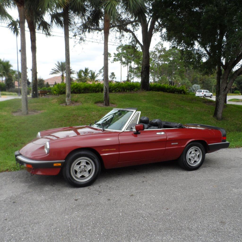 Alfa Romeo Spider For Sale In Louisiana