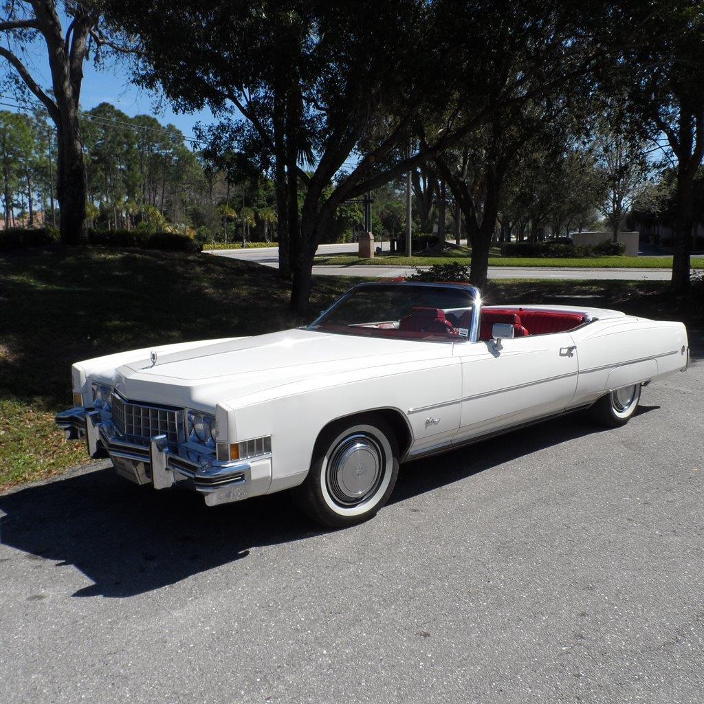 1973 Cadillac Eldorado For Sale