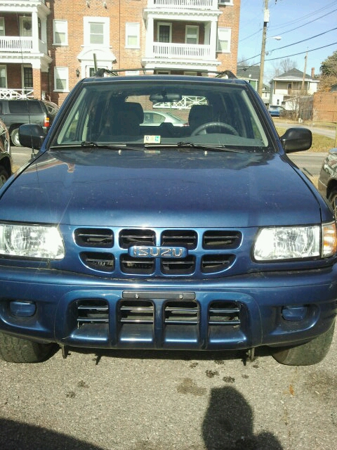 2002 Isuzu Rodeo for sale in Richmond VA