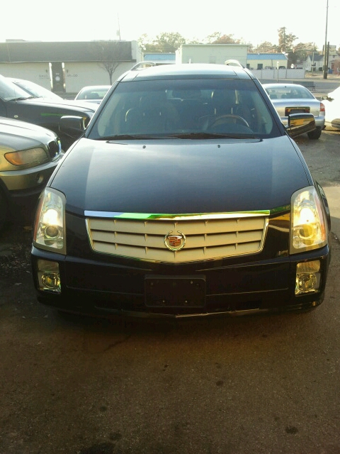 2007 Cadillac SRX for sale in Richmond VA