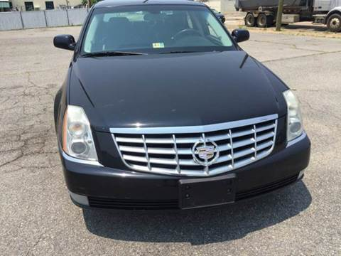 2009 cadillac dts for sale virginia. Black Bedroom Furniture Sets. Home Design Ideas