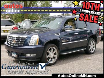 2007 Cadillac Escalade for sale in Fridley, MN