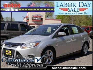 2014 Ford Focus for sale in Fridley, MN