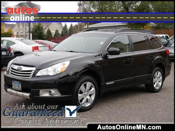 2011 Subaru Outback for sale in Fridley, MN