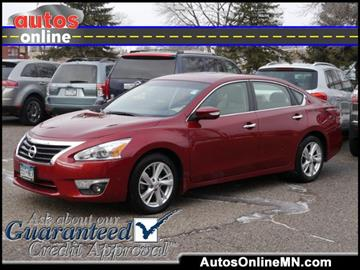 2014 Nissan Altima for sale in Fridley, MN