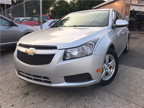 2014 Chevrolet Cruze for sale in Bridgeport, CT