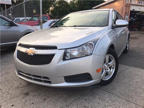 2014 Chevrolet Cruze for sale in Bridgeport, CT