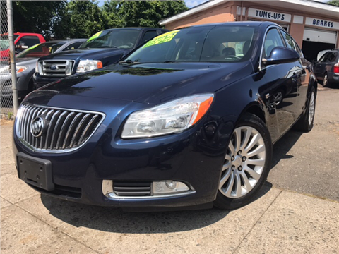 2011 Buick Regal for sale in Bridgeport, CT