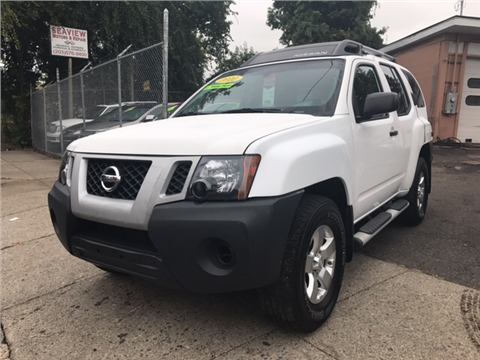2010 Nissan Xterra for sale in Bridgeport, CT