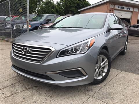2017 Hyundai Sonata for sale in Bridgeport, CT