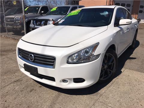 2012 Nissan Maxima for sale in Bridgeport, CT