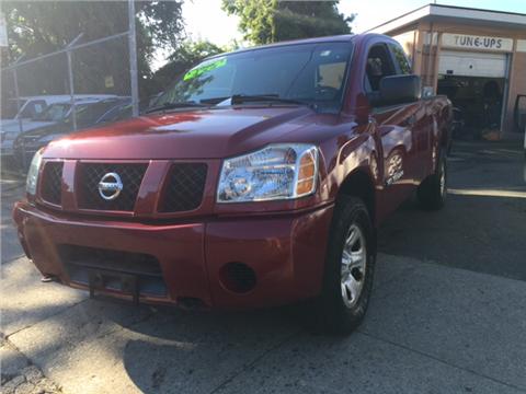 2005 Nissan Titan for sale in Bridgeport, CT