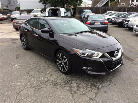 2016 Nissan Maxima for sale in Everett, MA