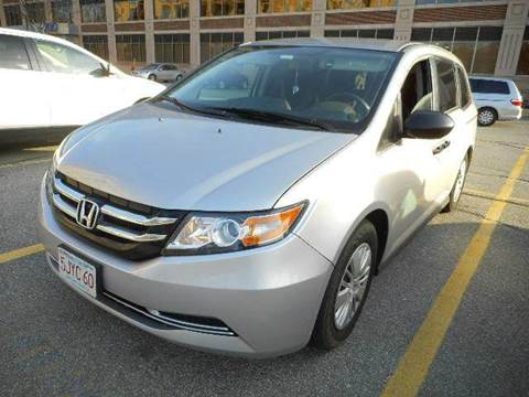 2014 Honda Odyssey for sale in Everett, MA