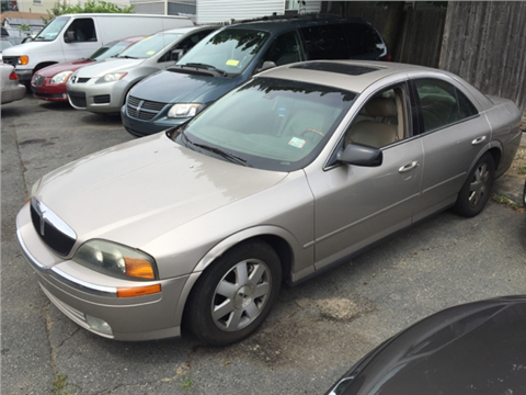 2002 Lincoln LS for sale in Everett, MA