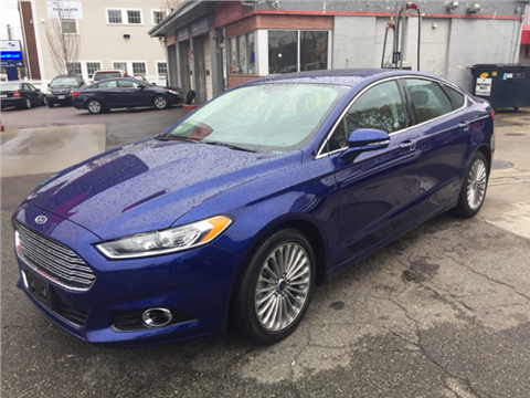 2016 Ford Fusion for sale in Everett, MA