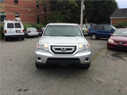 2011 Honda Pilot for sale in Everett, MA