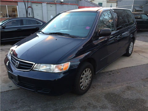2004 Honda Odyssey for sale in Everett, MA