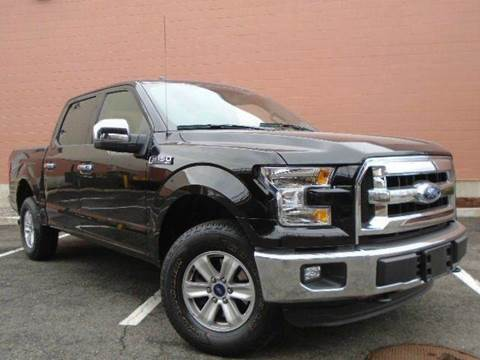 2016 Ford F-150 for sale in Everett, MA