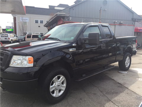 2005 Ford F-150 for sale in Everett, MA