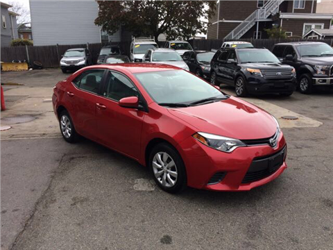 2015 Toyota Corolla for sale in Everett, MA