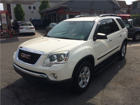 2008 GMC Acadia for sale in Everett, MA