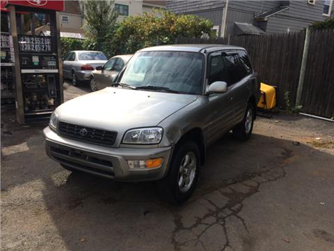 2000 Toyota RAV4 for sale in Everett, MA