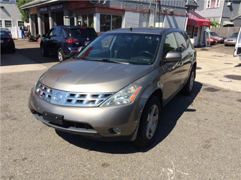 2004 Nissan Murano for sale in Everett, MA