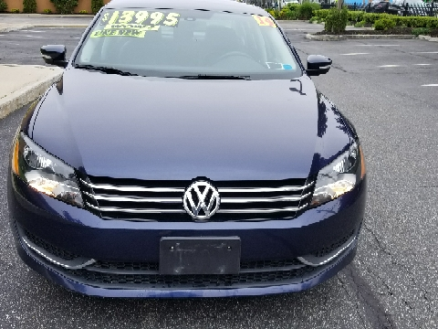 2014 Volkswagen Passat for sale in Uniondale NY