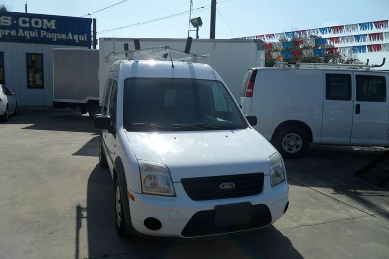 2011 Ford Transit Connect Cargo Van Xlt 4dr Mini W O Side