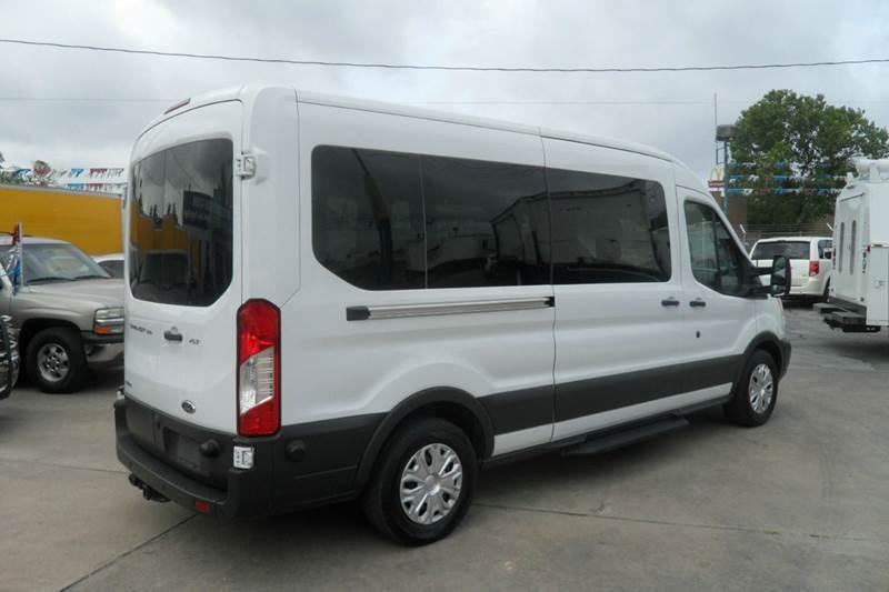 3e975e8dfd 2015 Ford Transit Wagon 350 XLT 3dr LWB High Roof Passenger Van w ...