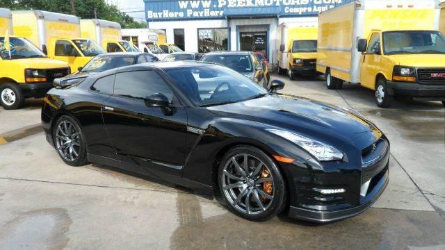 2013 Nissan GT R AWD Premium 2dr Coupe   Houston TX