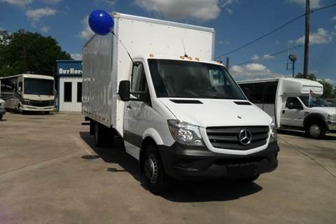 2014 Mercedes-Benz Sprinter for sale in Houston, TX