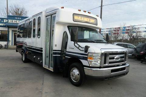 2009 Ford E-Series Chassis for sale in Houston, TX