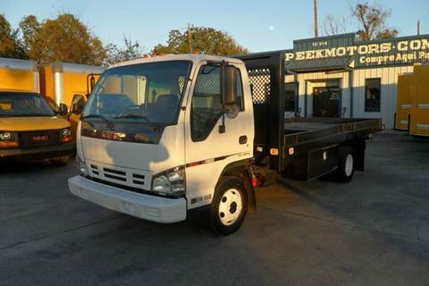 2006 GMC W4500 for sale in Houston, TX