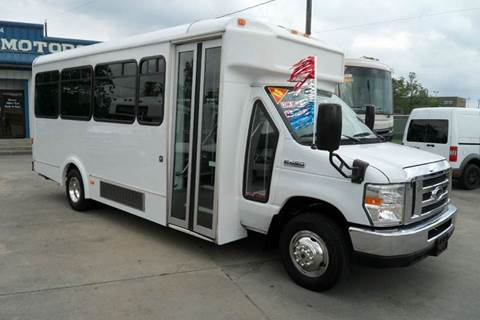 2013 Ford E-450 for sale in Houston, TX
