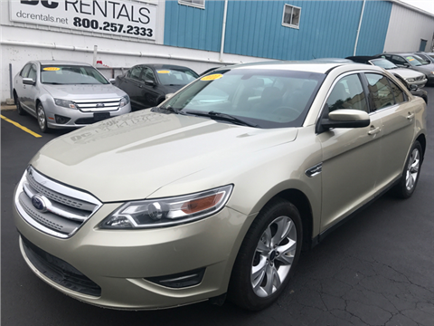 2011 Ford Taurus for sale in Revere, MA
